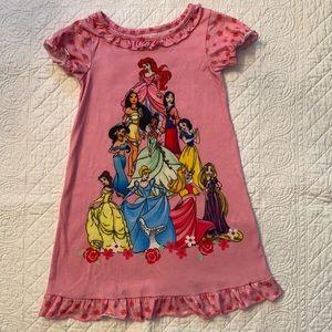 Disney Store Princess Nightgown